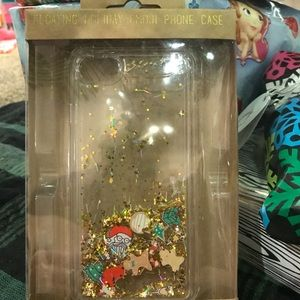 Accessories - iPhone 7 floating holiday phone case